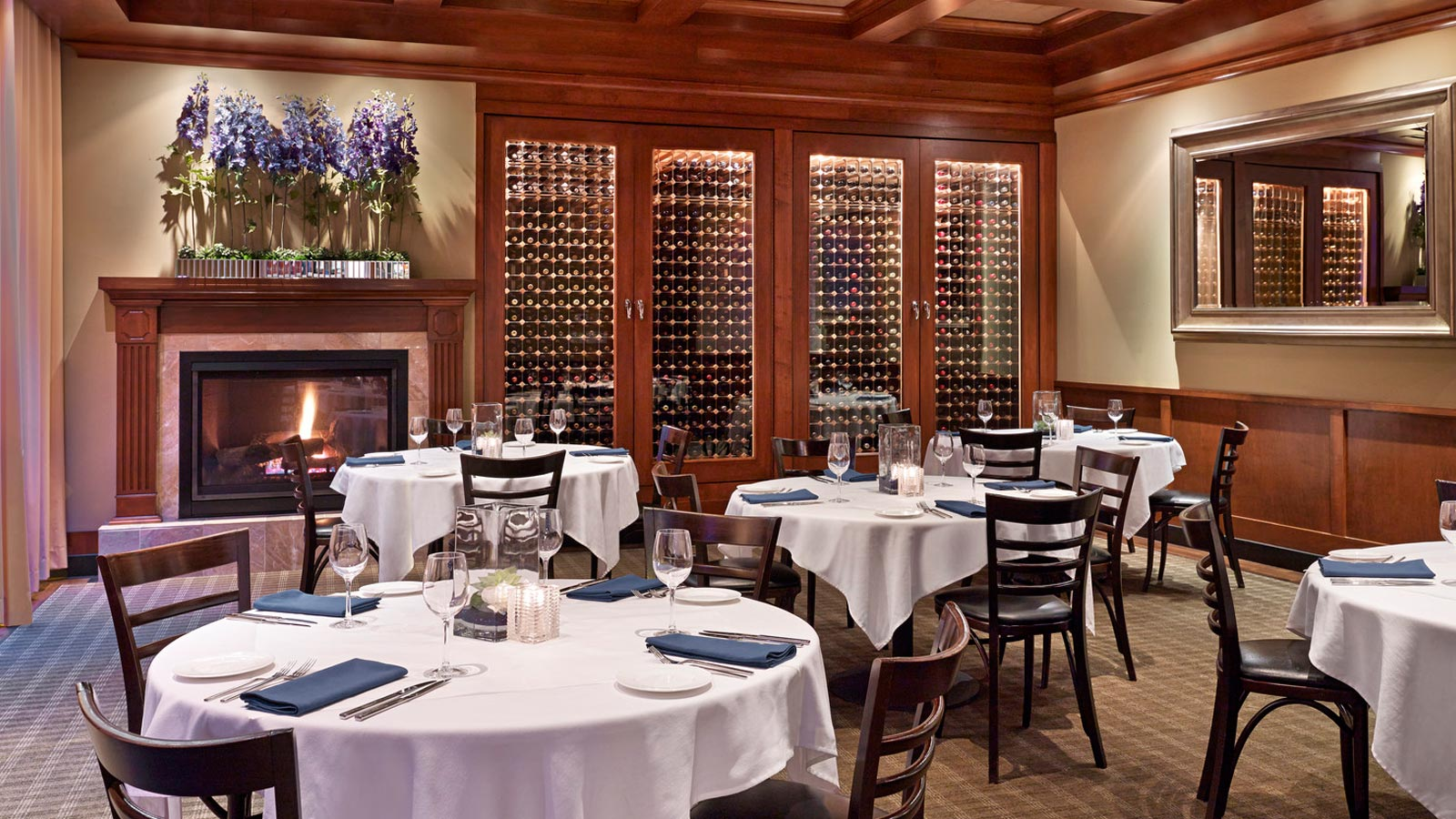 The Westin Memphis Beale Street - Private Wine Room